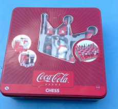 Coca cola brand chess